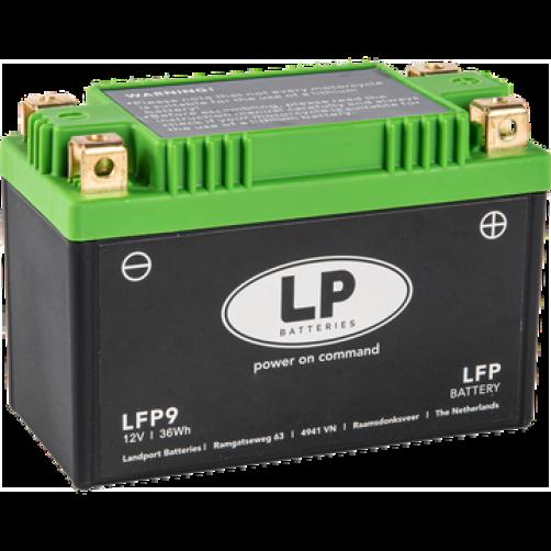 Baterie Moto Landport Litiu 3 Ah (36 Wh)