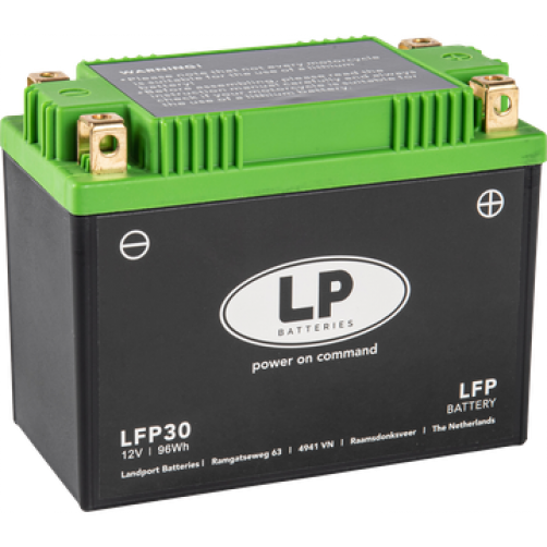 Baterie Moto Landport Litiu 8 Ah (96 Wh)