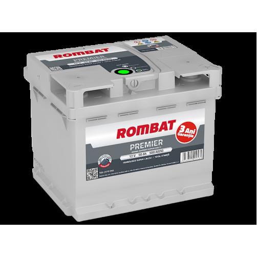 Baterie Auto Rombat Premier 50 Ah