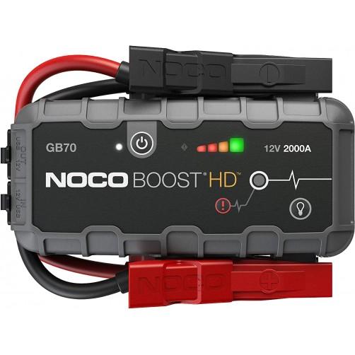 Robot Pornire Portabil NOCO Boost HD 2000A