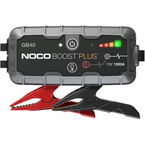 Robot Pornire Portabil NOCO Boost Plus 1000A