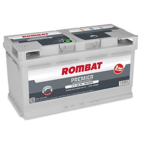 Baterie Auto Rombat Premier 100 Ah