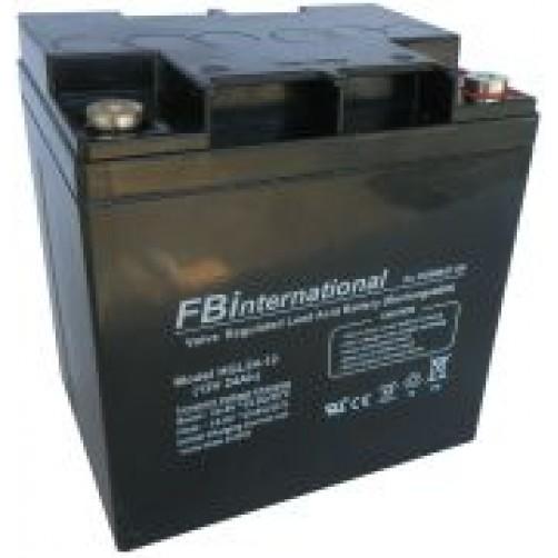 Baterie Staționară Rombat AGM 24 Ah