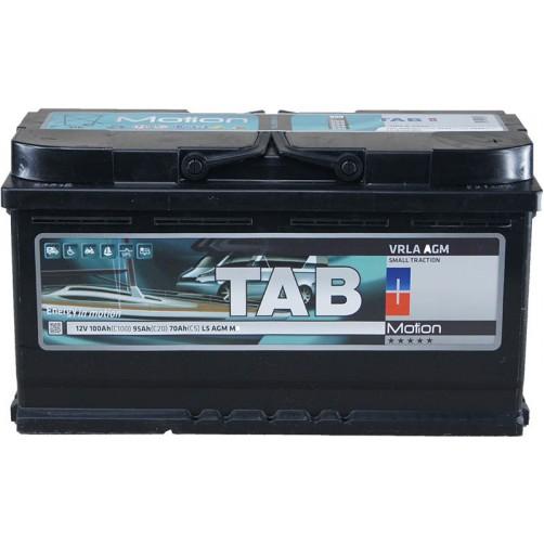 Baterie Semitractiune Tab Motion AGM 95 Ah