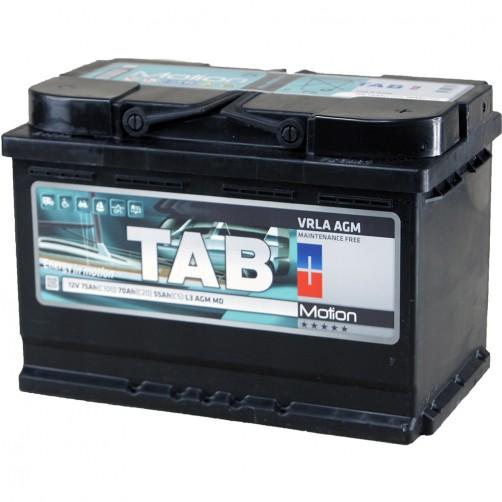 Baterie Semitractiune Tab Motion AGM 70 Ah