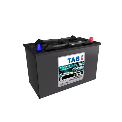 Baterie Semitractiune Tab Motion Pasted 120 Ah