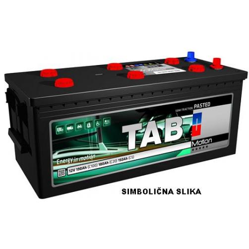 Baterie Semitractiune Tab Motion Pasted 140 Ah