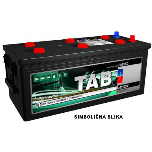 Baterie Semitractiune Tab Motion Pasted 225 Ah