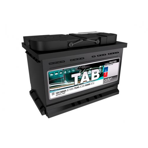 Baterie Semitractiune Tab Motion Pasted 75 Ah