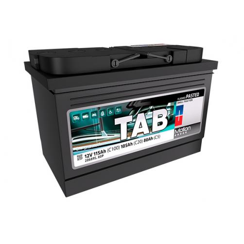 Baterie Semitractiune Tab Motion Pasted 105Ah