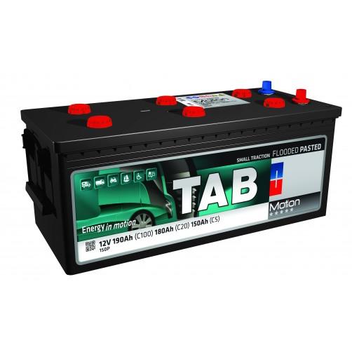 Baterie Semitractiune Tab Motion Pasted 180 Ah