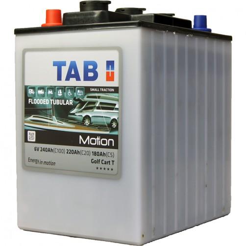 Baterie Semitractiune Tab Motion Tubular 220 Ah