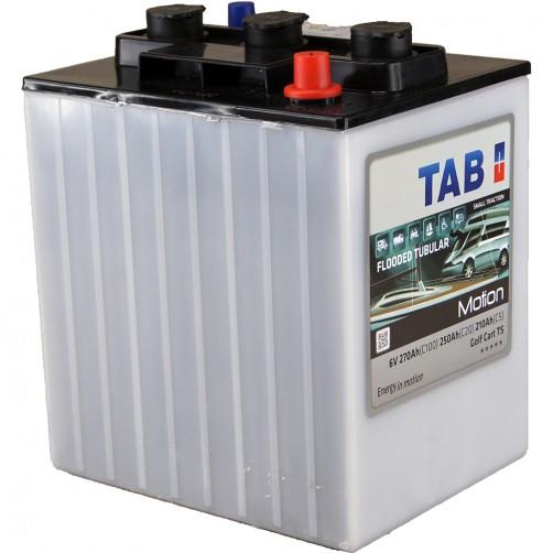 Baterie Semitractiune Tab Motion Tubular 250 Ah