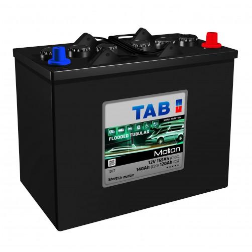 Baterie Semitractiune Tab Motion Tubular 140 Ah