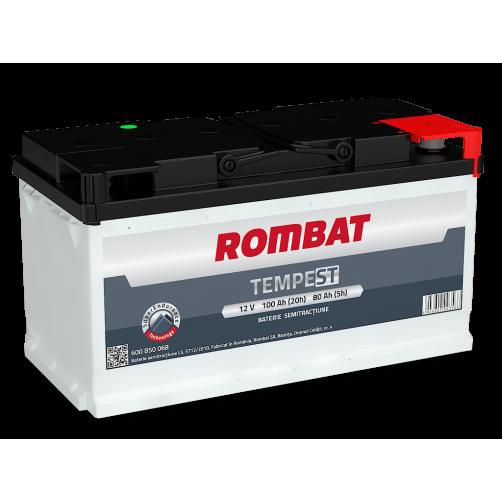 Baterie Semitractiune Rombat Tempest 100 Ah
