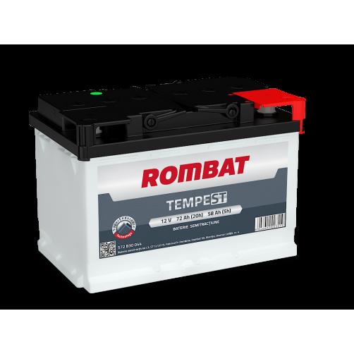 Baterie Semitractiune Rombat Tempest 72 Ah