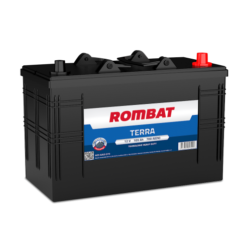 Baterie Auto Rombat Terra 105 Ah