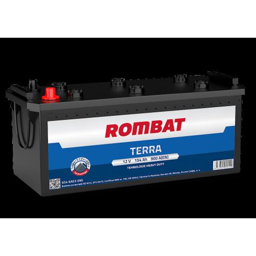 Baterie Auto Rombat Terra 154 Ah
