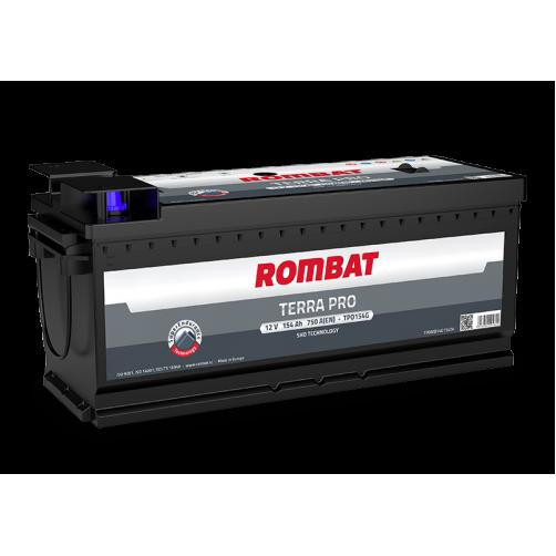 Baterie Auto Rombat Terra PRO 150 Ah