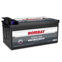 Baterie Auto Rombat Terra PRO 230 Ah