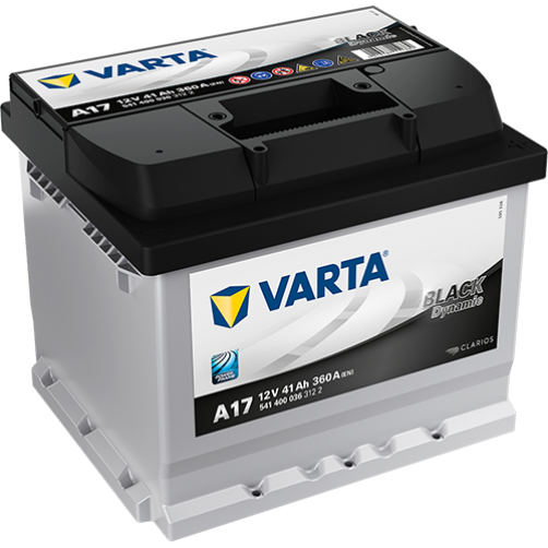 Baterie Auto Varta Black 41 Ah (A17)