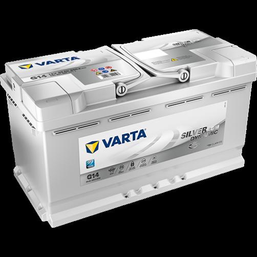 Baterie Auto Varta Silver AGM 95 Ah (G14)