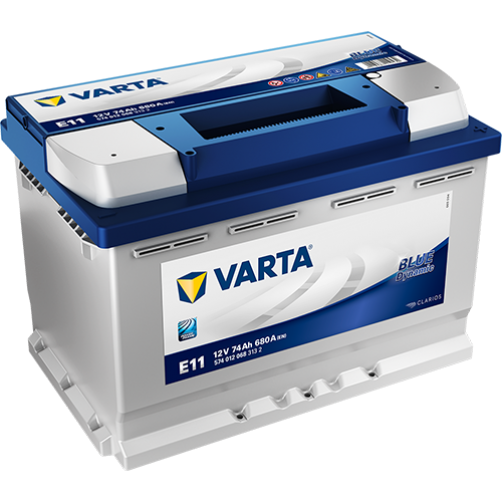 Baterie Auto Varta Blue 74 Ah