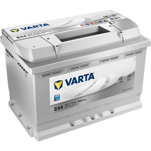 Baterie Auto Varta Silver 77 Ah (E44)