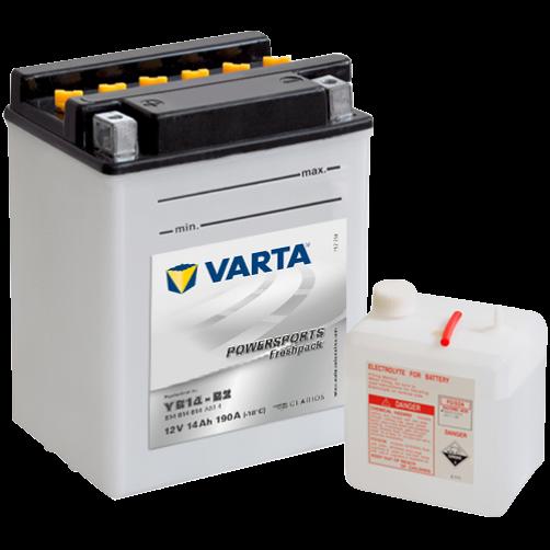 Baterie Moto Varta Freshpack 14 Ah (YB14-B2)
