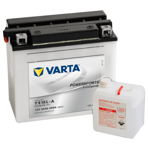 Baterie Moto Varta Freshpack 18 Ah (YB18L-A)