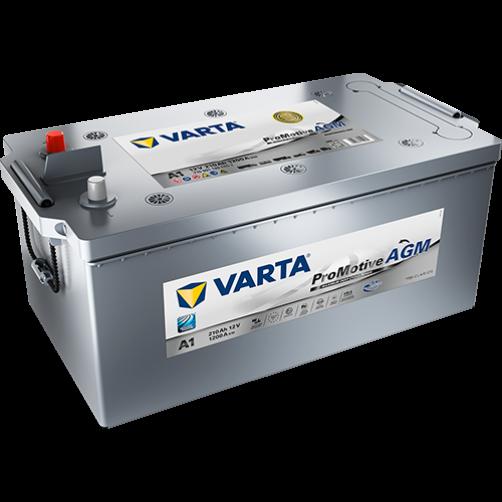 Baterie Auto Varta Promotive AGM 210 Ah