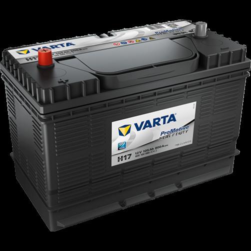 Baterie Auto Varta Promotive Heavy Duty 105 Ah (H17)