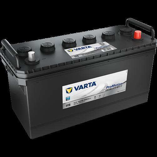 Baterie Auto Varta ProMotive Heavy Duty 100 Ah (H5)