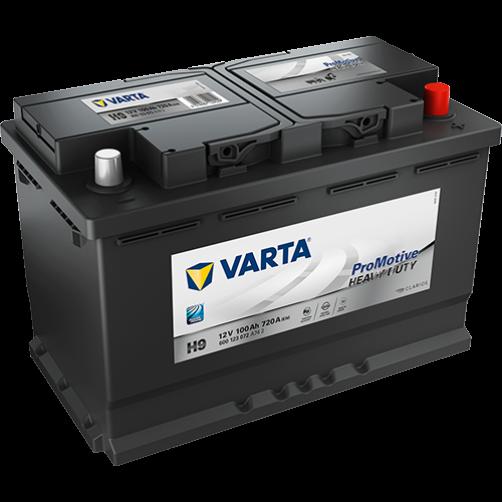 Baterie Auto Varta ProMotive Heavy Duty 100 Ah (H9)