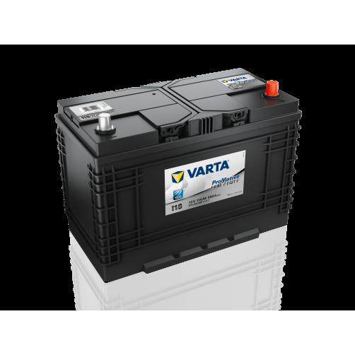Baterie Auto Varta ProMotive Heavy Duty 110 Ah (I18)