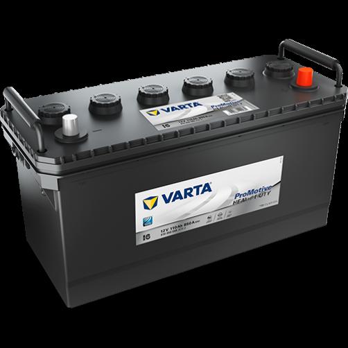 Baterie Auto Varta ProMotive Heavy Duty 110 Ah