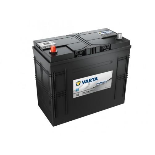 Baterie Auto Varta ProMotive Heavy Duty 125 Ah cu borne inverse (J2)