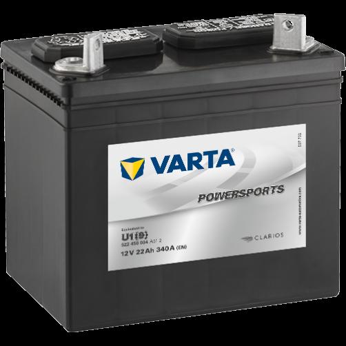 Baterie Motocultor Varta Gardening 22 Ah (U1)