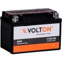 Baterie Moto Volton AGM 8 Ah (YTX9-BS)