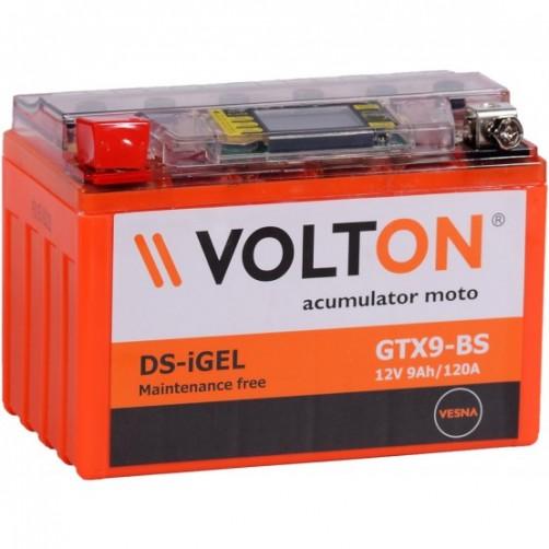 Baterie Moto Volton DS-iGel 9 Ah (GTX9-BS)