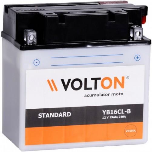 Baterie Moto Volton 19 Ah