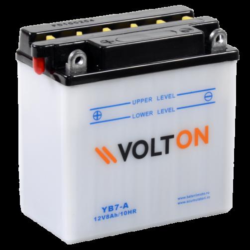 Baterie Moto Volton Standard 8 Ah (YB7-A)