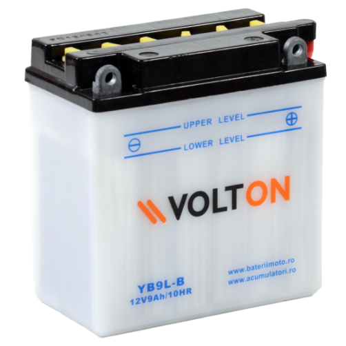 Baterie Moto Volton Standard 9 Ah (YB9L-B)
