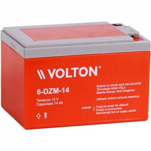 Baterie Staționară Volton AGM 14 Ah
