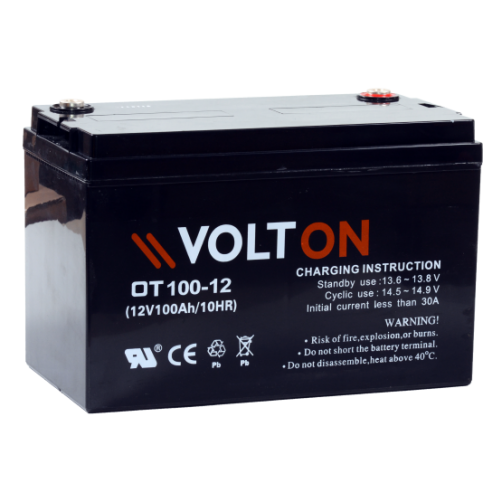 Baterie Staționară Volton AGM 100 Ah