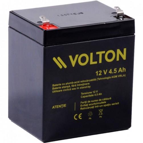 Baterie Staționară Volton AGM 4,5 Ah