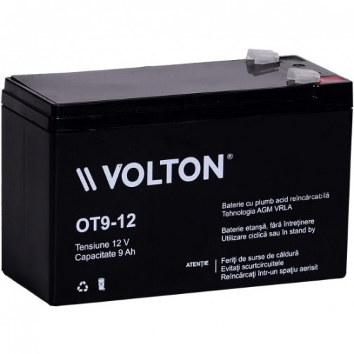 Baterie Staționară Volton AGM 9 Ah