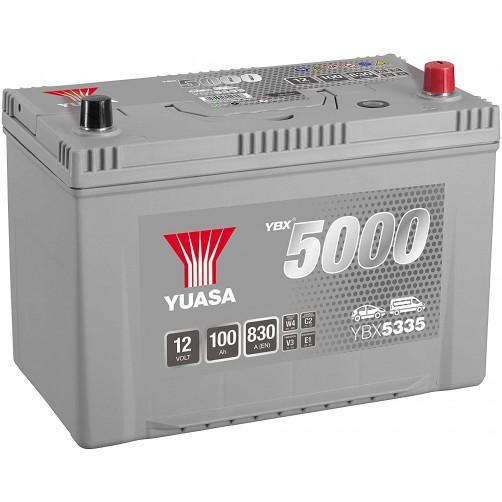 Baterie Auto Yuasa 100 Ah (YBX5335)