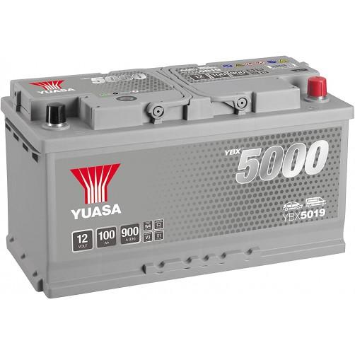 Baterie Auto Yuasa 100 Ah (YBX5019)