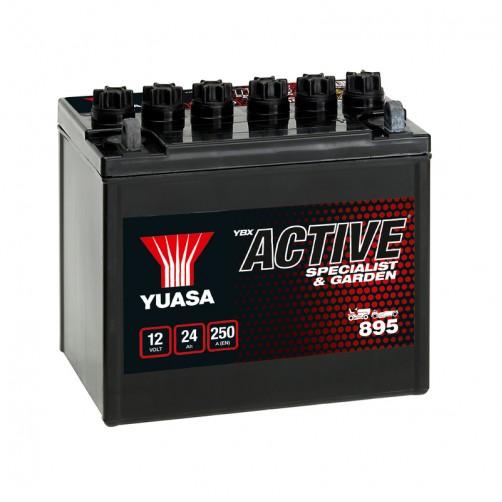 Baterie Motocultor Yuasa YBX Active Specialist & Garden 26 Ah